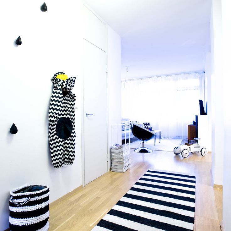 Decorate your home with kids outdoor clothing! www.miomao.fi