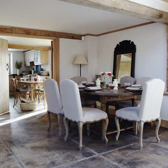 Esszimmer Wohnideen Möbel Dekoration Decoration Living Idea Interiors home dining room - Offene Land Esszimmer