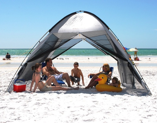 Go-Zebo Beach Cabana | Large Beach Shelter...Can not wait to & 39 best Outdoors images on Pinterest | Tents Beach cabana and ...