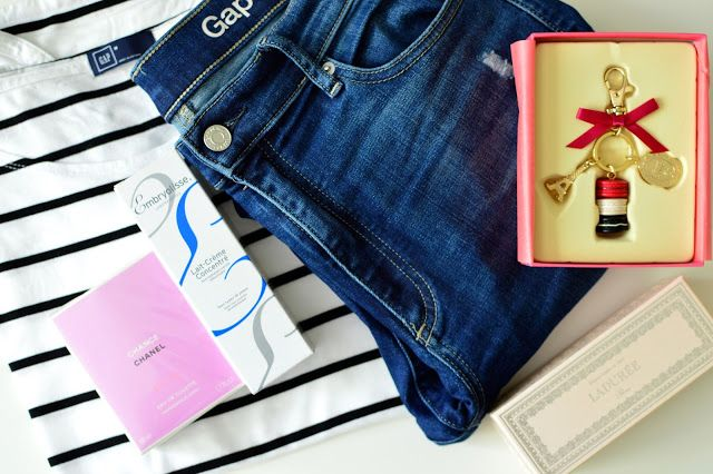 NfashioN : What I Bought in Paris