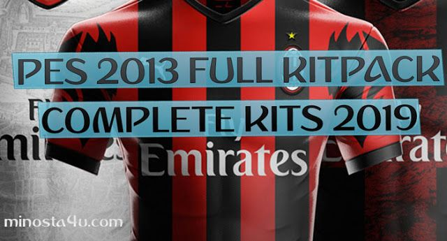 Update All Kits For All Clubs And National Teams For Season