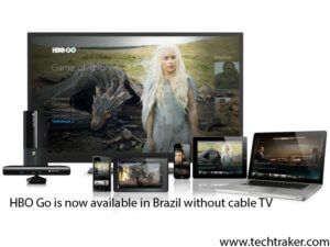 HBO Go is now available in Brazil without cable TV - Tech Traker