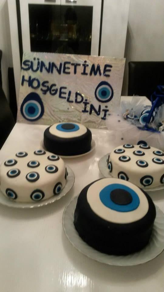 EREN'in sünnet pastaları