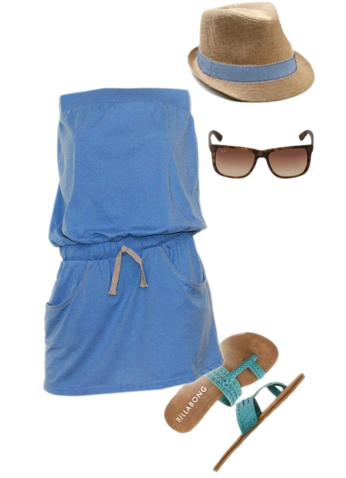 Jersey, cotton, summer DRESS from My Melia Fashion