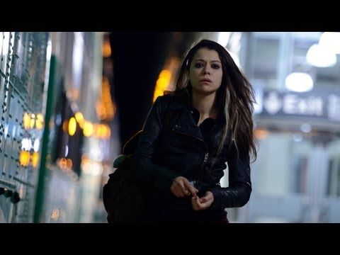 """The 2nd series produced for BBC America is a sci-fi version of """"Ringer"""": Sarah hopes that cleaning out a dead woman's bank account will solve all her problems. Instead, her problems multiply - and so does she. Watch the trailer for 'Orphan Black,' premiering March 30th at 9/8c, only on BBC America."""