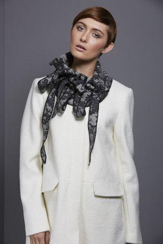 REW - Women's on trend designer winter scarves collars snoods