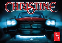 Stephen King's Christine Model Kit.Wonder if you can get a 4dr resin body to fit this kit. In the book Christine is a 4dr. most people dont catch it thou.