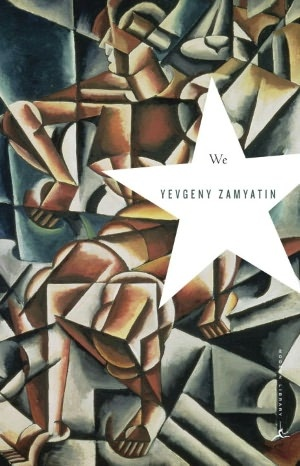 Currently reading: We - Yevgeny Zamyatin...written in 1920, arguably the first dystopian novel. Clearly influenced 1984.