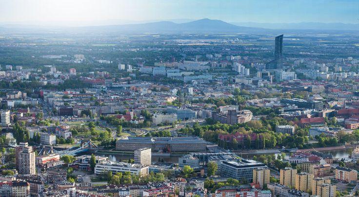 Jakość powietrza   Środowisko Wrocław