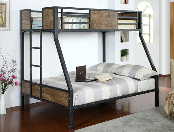 les 25 meilleures id es de la cat gorie lit superpos double sur pinterest. Black Bedroom Furniture Sets. Home Design Ideas