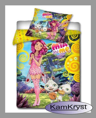 Children's Bedding Mia 160x200   Pościel dziecięca Mia 160x200