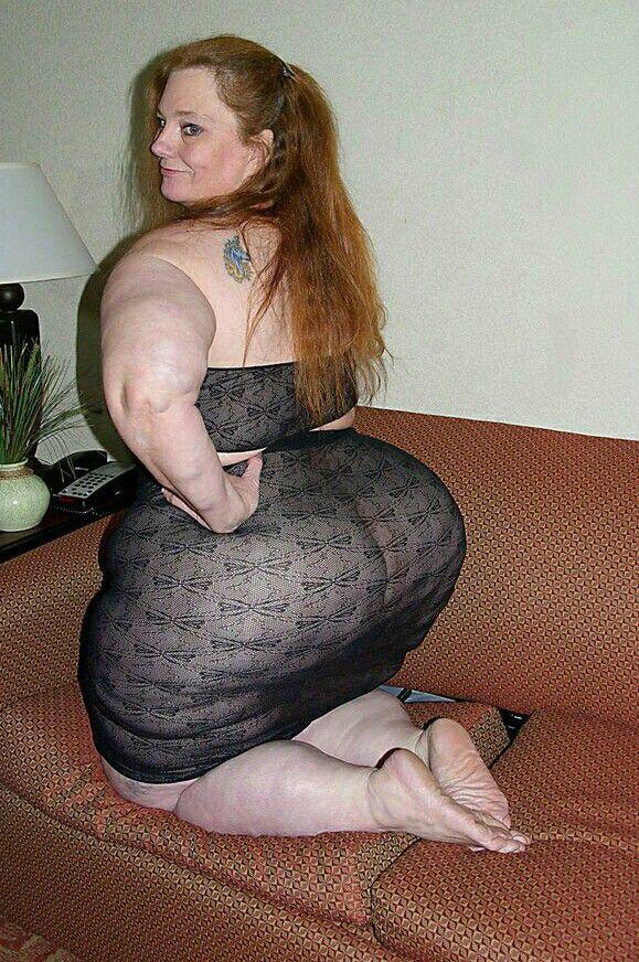 Fat ass ssbbw