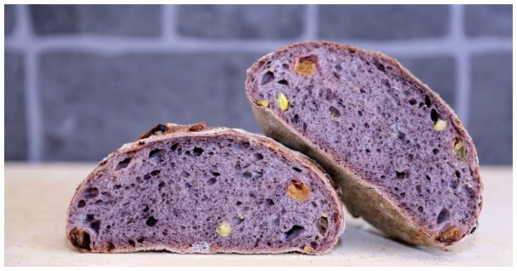 The World Has Gone Mad For This Magnificent Purple Bread! It CURES CANCER And Prevents Neurological And Cardiovascular Diseases!!! | Healthy Diet 24-It sounds weird we know but it is true. About the amazing discovery of Professor Zhou Weibiao, from the University of Singapore the whole world is talking. This professor was trying to  change the bread formula, but to save the the softness and brilliant taste and of the regular bread. The final product of his …