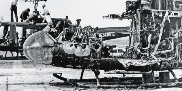 Yo sobreviví a la masacre de Múnich 72