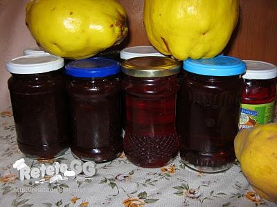Gem de gutui http://retetegg.blogspot.ro/2011/11/gem-de-gutui.html