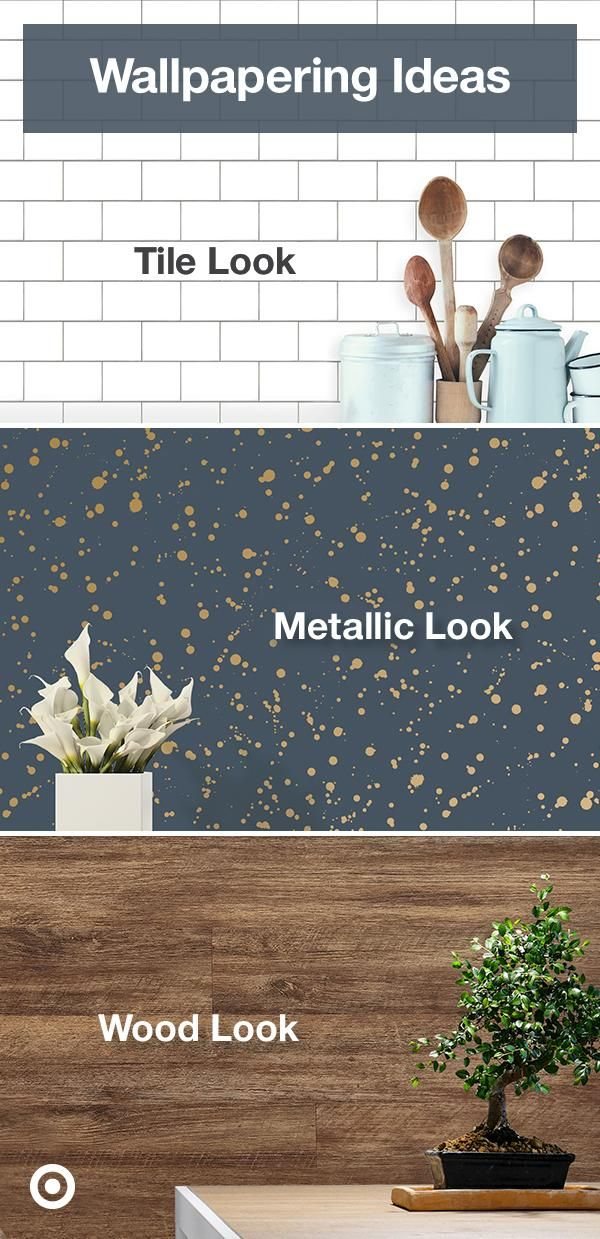 Wallpaper 101 Find Your Favorite Pattern Follow The Easy How To Video Peel And Stick And Enjoy Decorating Your Home Decor Home Remodeling