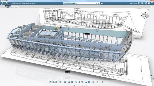 Anniversaire du Débarquement : le port artificiel d'Arromanches reconstitué par Dassault Systèmes