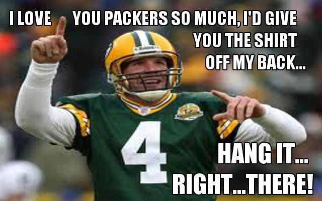 Time to Bury the Hatchet? | GreenBay Packer Nation