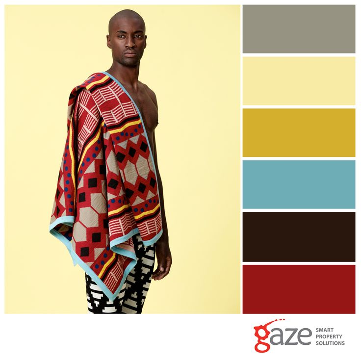 Mandela Day is an annual international day in honour of Nelson Mandela's contribution to the culture of peace and freedom. It is celebrated each year on the 18th of July and was declared by the United Nations in November 2009. As Nelson Mandela was from the Xhosa people of South Africa, this palette is inspired by the vibrant colours of traditional Xhosa patterns.