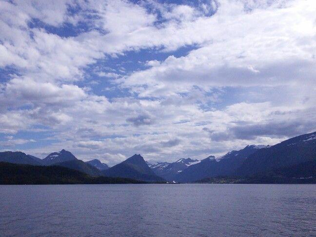 Wgłąb fiordów