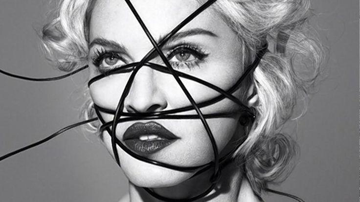 Rebel Heart, le nouvel album de Madonna