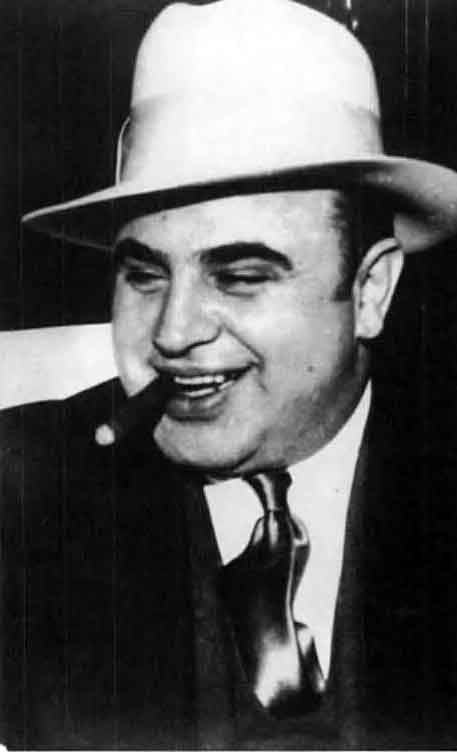 """al capone and the italian mafia A chicago hot dog fit for a mob boss al capone dog aka the chicago italian aka the boss dog aka the mafia dog by sue lau 