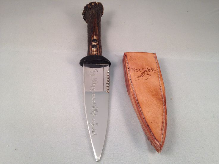 What better favour for your gentlemen guests if yours is a Scottish wedding?  A hand-made and bespoke sgian dubh, with an engraved hall-marked sterling silver blade and an etched leather sheath.  They will use these forever, and every time they do, they will be reminded of your special day £250.00 (sterling silver blade) £120.00 (steel blade) plus p&p, 6 weeks to deliver