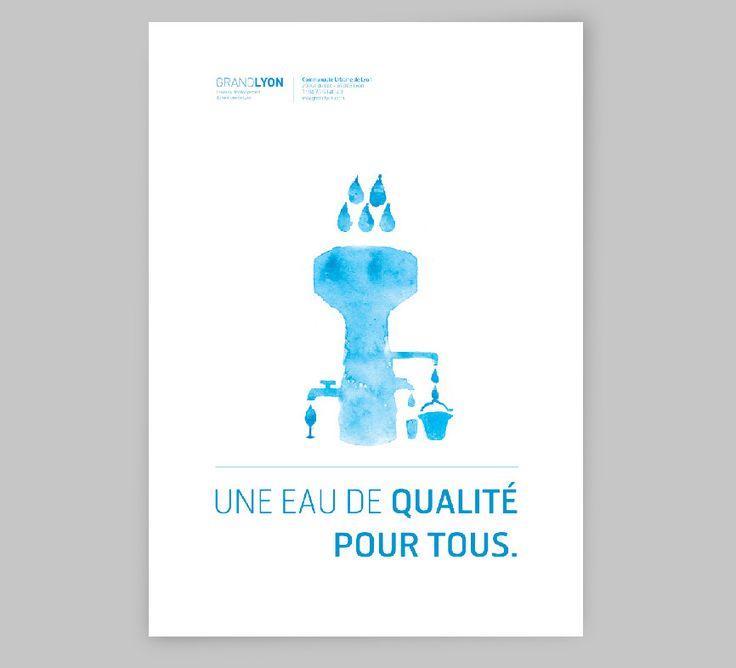 Une eau de qualité pour tous ! Ce serait bien un minimum !