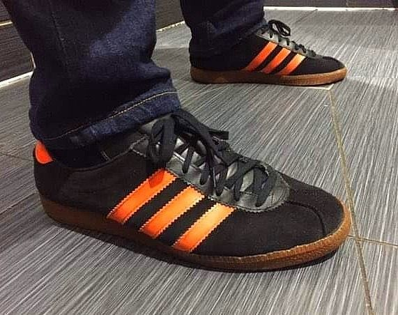 cheap for discount 9a5bb 5419d Nice pair of classic adidas Brussel on feet on the street