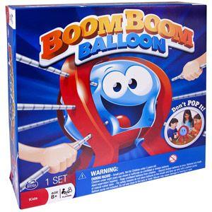 Spin Master Boom Boom Balloon Board Game