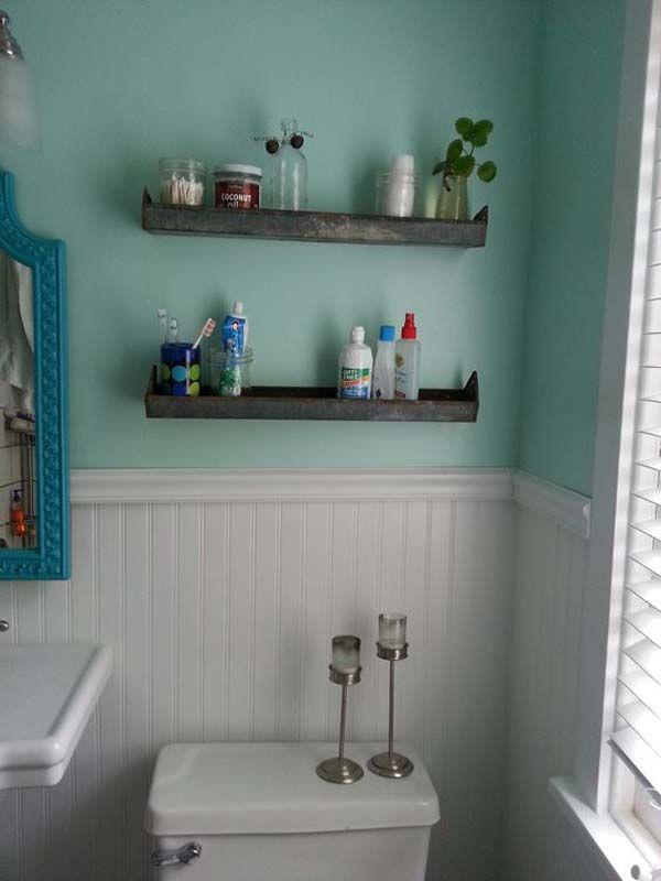 Best 25 chicken feeder decor ideas on pinterest for Crazy bathroom ideas