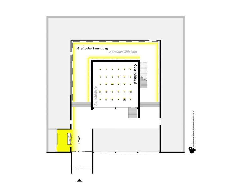 chezweitz | Sammlung2 - Hermann Glöckner im Dialog mit der Plastiksammlung der Kunsthalle Rostock - Kunsthalle Rostock