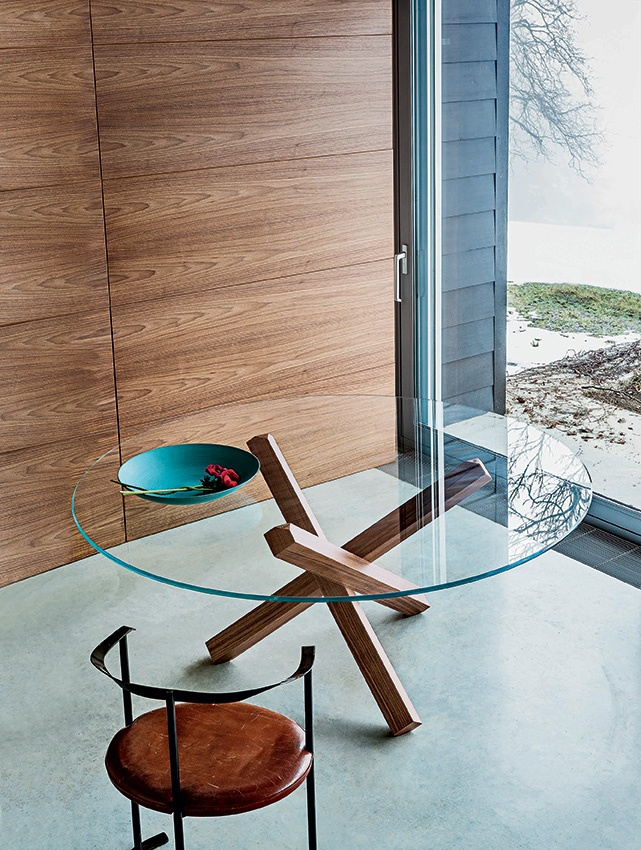 #glass #table AIKIDO by SO.VE.T.