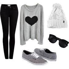 casual clothes for teenage girl - Google Search