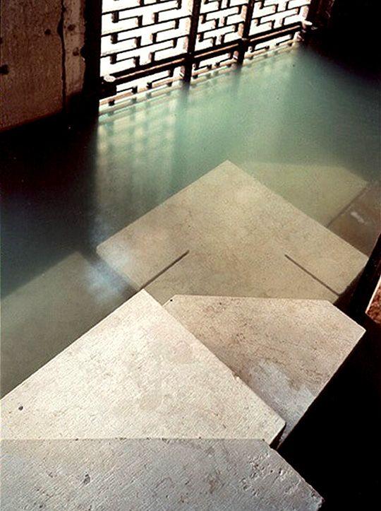 Fondazione Querini Stampalia, Venezia, Veneto, Italia - Carlo Scarpa and Mario Botta