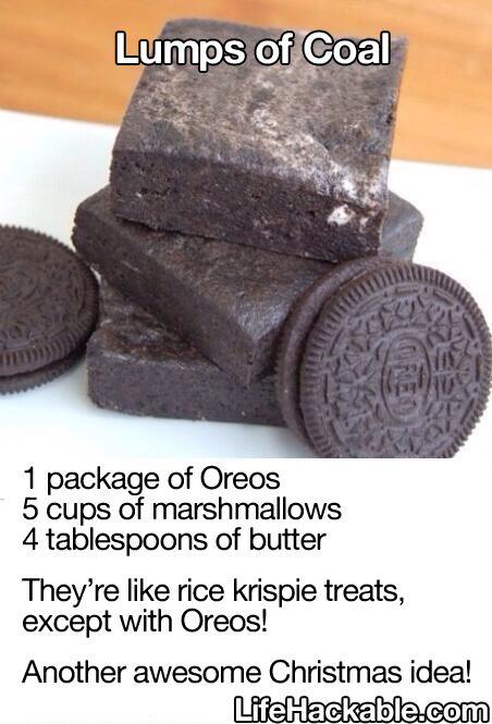 Dessert: Oreo bars