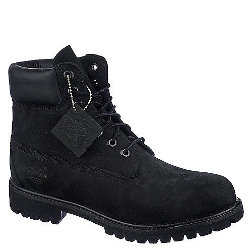 Buy Timberland Mens 6 Inch Premium Black Boots | Shiekh Shoes from shiekhshoes.com