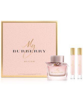 For Gift Burberry Jj PcMy 3 SetGifts Blush PiOTkZXu