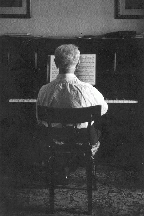 Arthur Rubinstein by Eva Rubinstein 1969