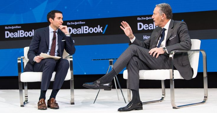 Howard Schultz, Starbucks and a History of Corporate Responsibility