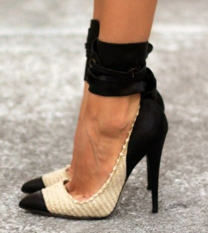 Isabel Marant stiletto sandals~ my mom pinned this! What?!?!? :-) A favorite repin of VIPFashionAustralia.com Visit site to access BUY 1 GET 1 FREE SHOE SALE ON ALREADY DISCOUNTED DESIGNER SHOES!!! ON NOW!