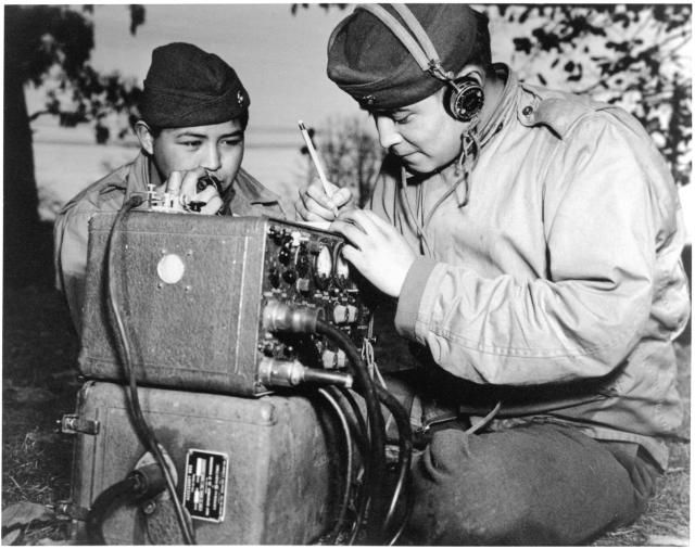 How Did the Navajo Code Talkers Help the Allies Win WWII?