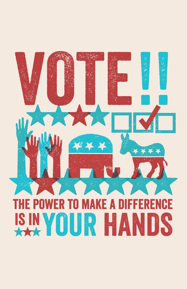 Vote 2012 | Print on Behance