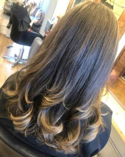 Neuer Haarschnitt für langes Haar mit Ebenen Gesichtsformen Farbe 68+ Ideen - Haarschnitt 2 - #Farbe # für #Gesichtsformen #Haar #Haarschnitt   - Ha...