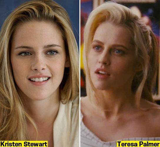 Kristen Stewart and Teresa Palmer