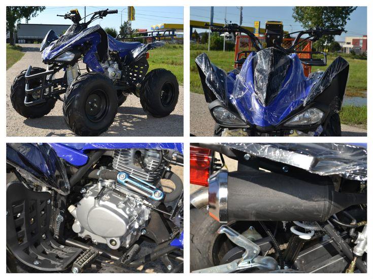 ATV 250cc NITRO Mega Raptor NOU cu garantie – Anunturi Muntenia