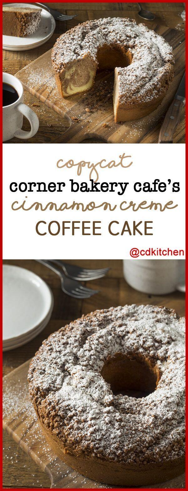 Corner Bakery Cream Cheese Creme Cake Recipe