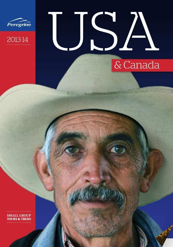 Peregrine Adventures - USA 2013/14 Brochure