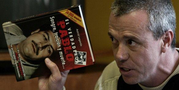 Liberan a ex jefe de sicarios de Pablo Escobar