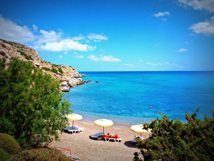 Karpathos Island - Christou Pigadi..!